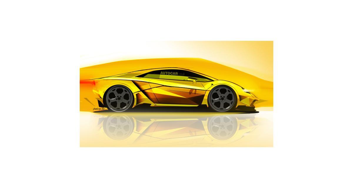 Lamborghini Gallardo : une remplaçante de 600 ch à Francfort