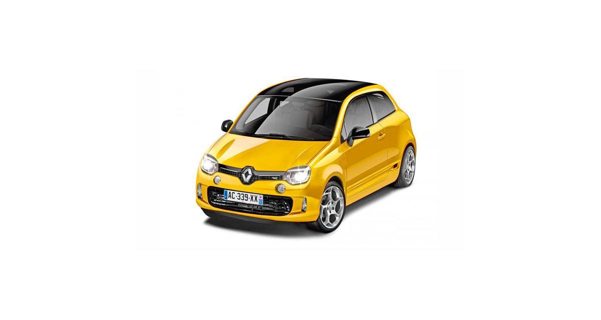Renault Twingo III RS : ça promet