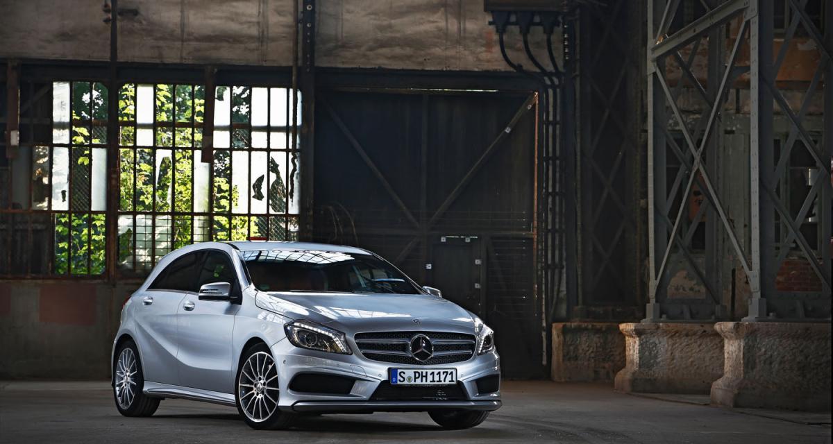 Mercedes Classe A : la nouvelle reine des beaux quartiers