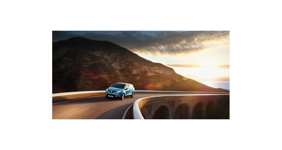 Renault Captur : 5 étoiles à l'EuroNCAP malgré un barème plus sévère