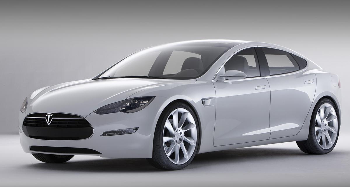 Tesla Model S : plus vendue que la Mercedes Classe S aux Etats-Unis
