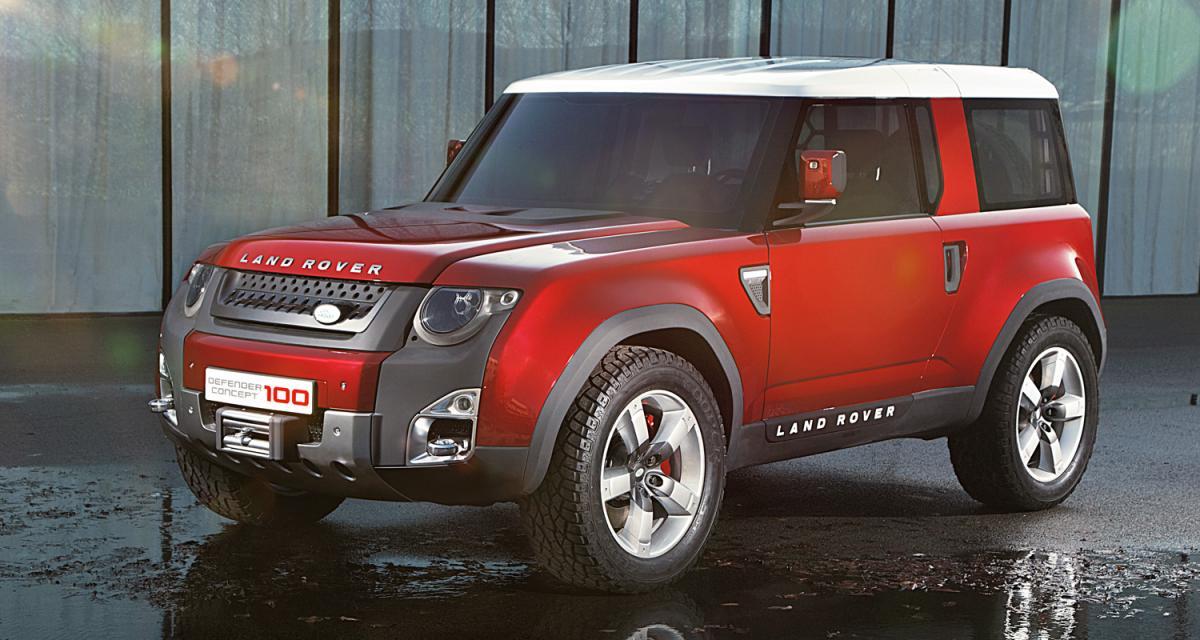 Land Rover : bientôt un petit frère pour l'Evoque