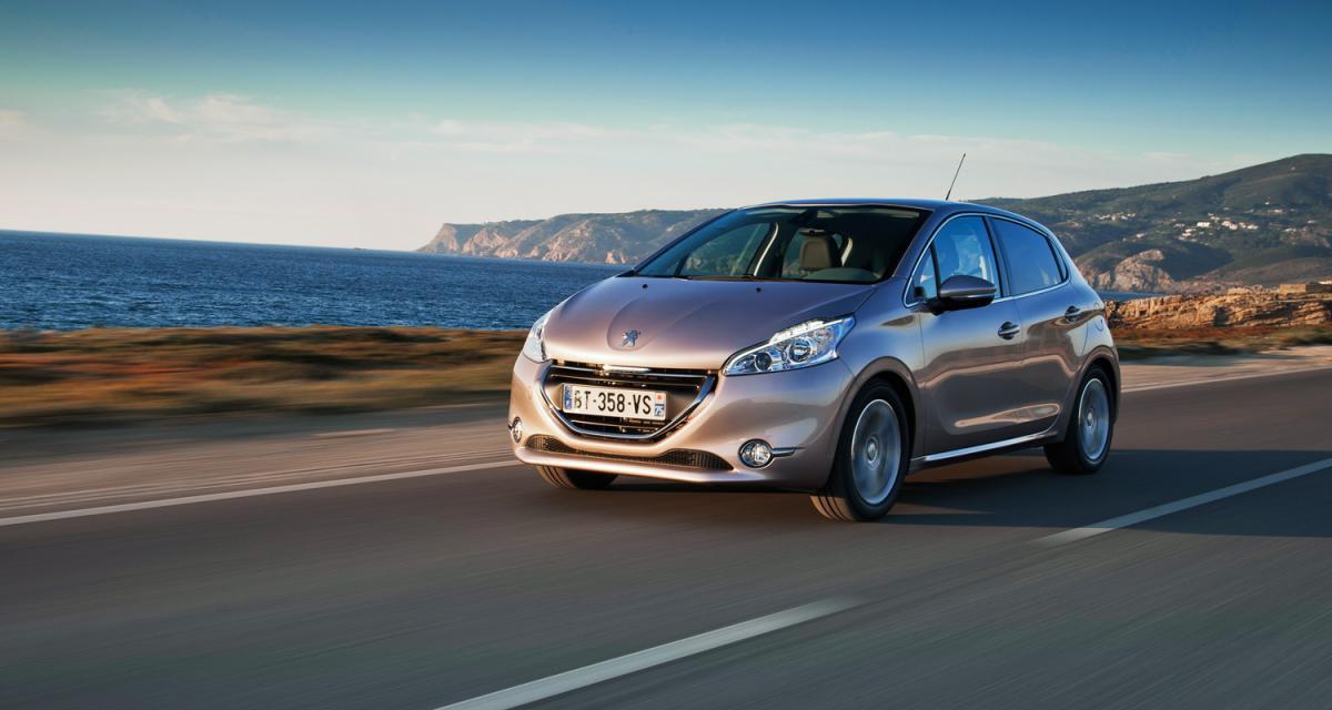 Peugeot 208 : un succès mitigé