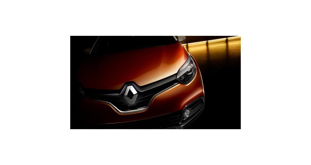 Renault Captur : bientôt le coupé ?