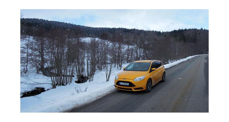 Ford Focus ST : compacte sportive la plus vendue en Europe au dernier trimestre 2012