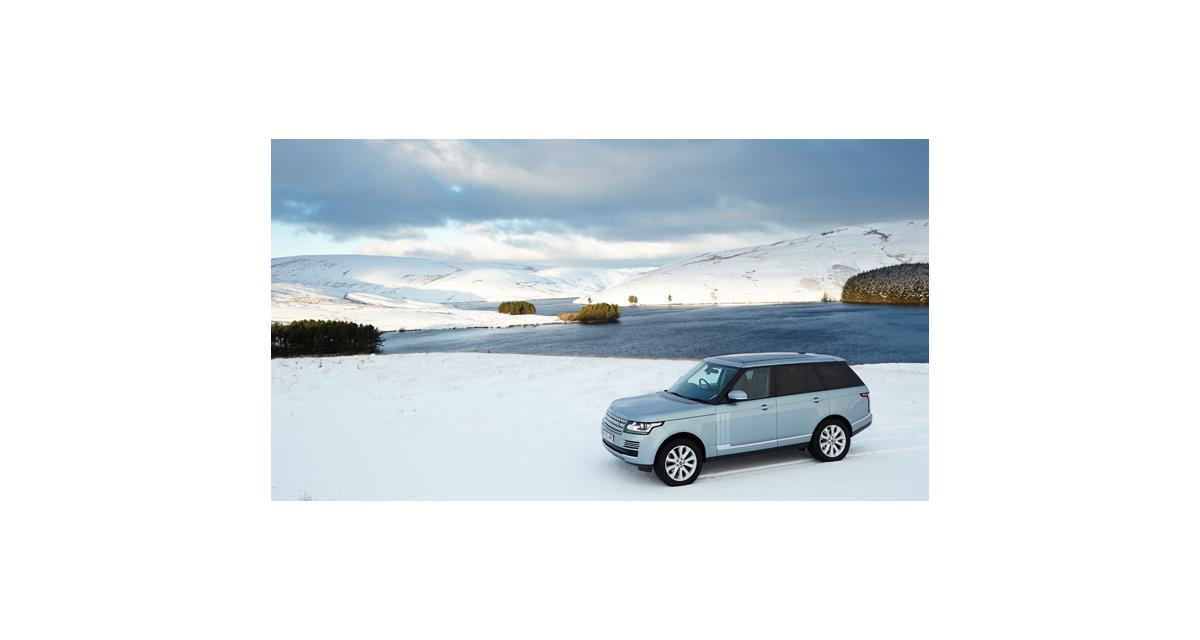 Le V6 de la F-Type pour le Range Rover