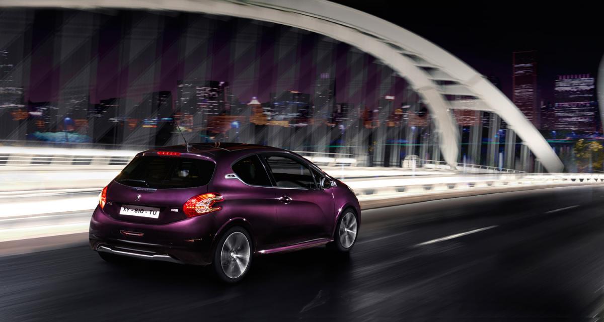 Peugeot 208 : déjà 300 000 exemplaires produits