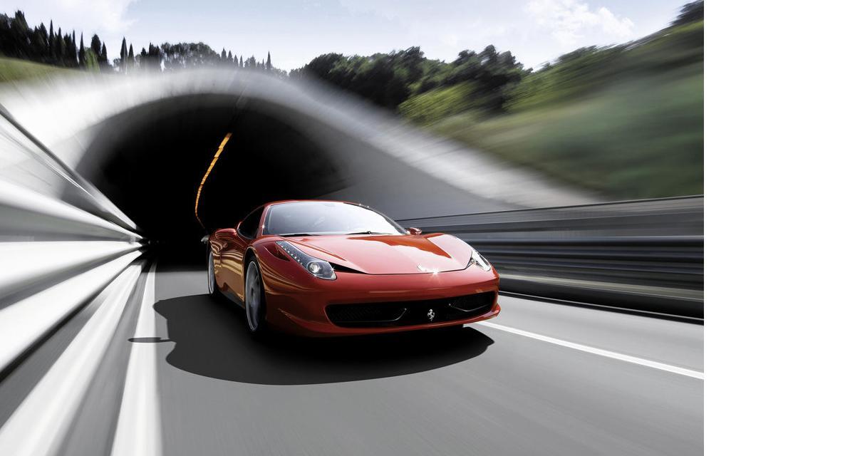 Ventes de Ferrari : record historique
