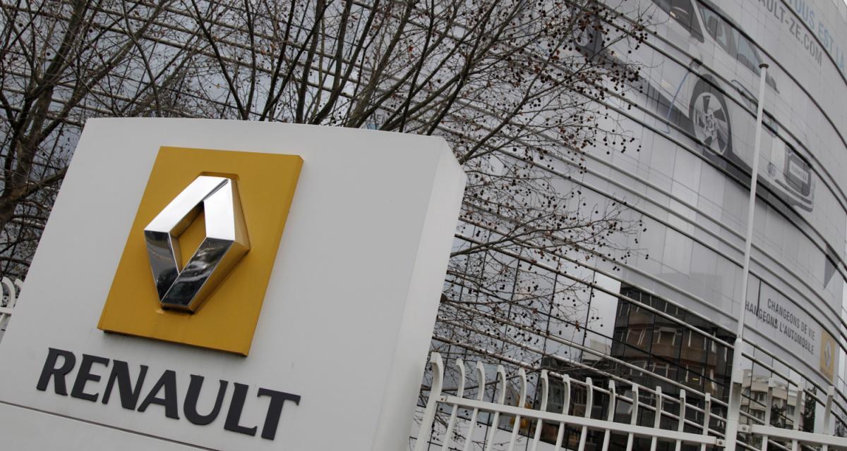 Les résultats financiers de Renault pour 2012
