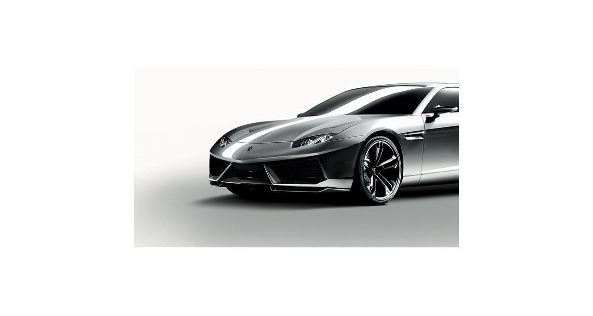 Lamborghini : un concept de supercar inédit à Genève