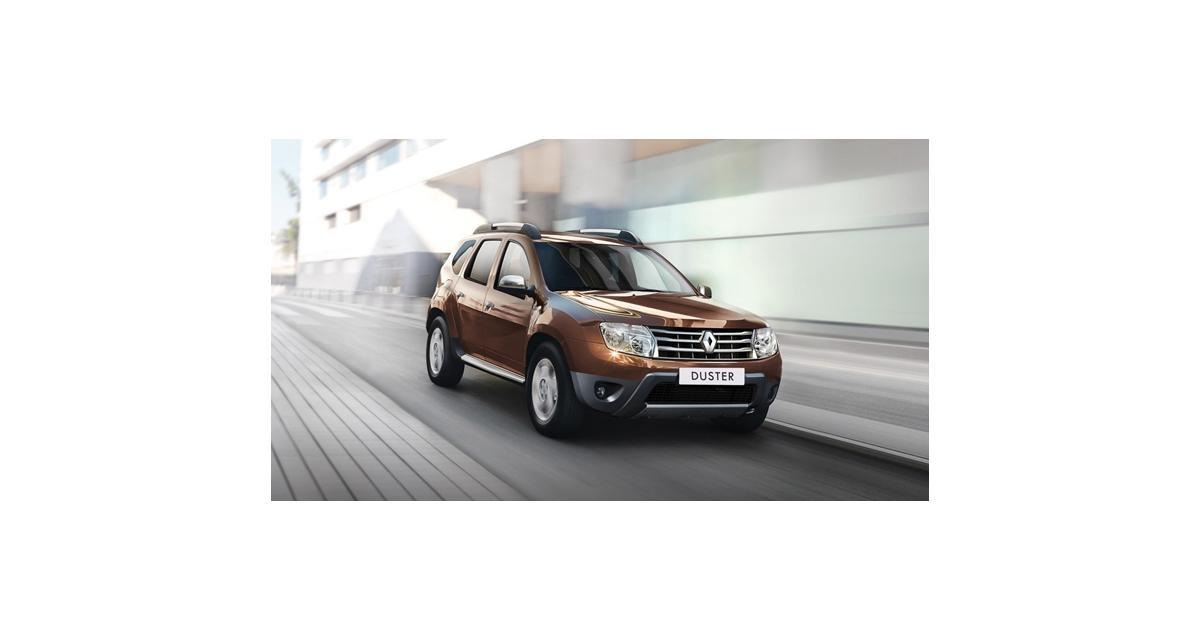 Dacia Duster : une star en Inde badgée Renault