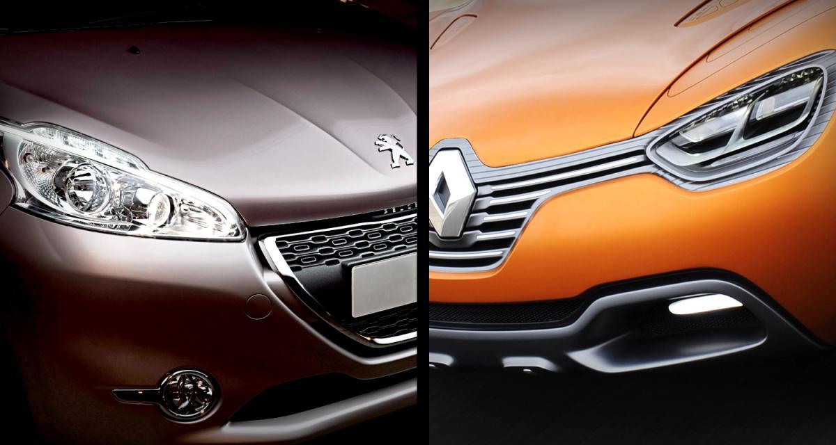 Renault et PSA : colère commune