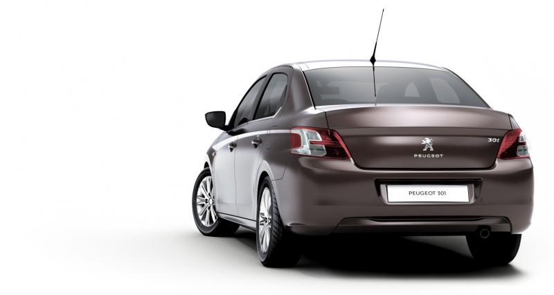 Peugeot 301 : cérémonie algérienne en grande pompe