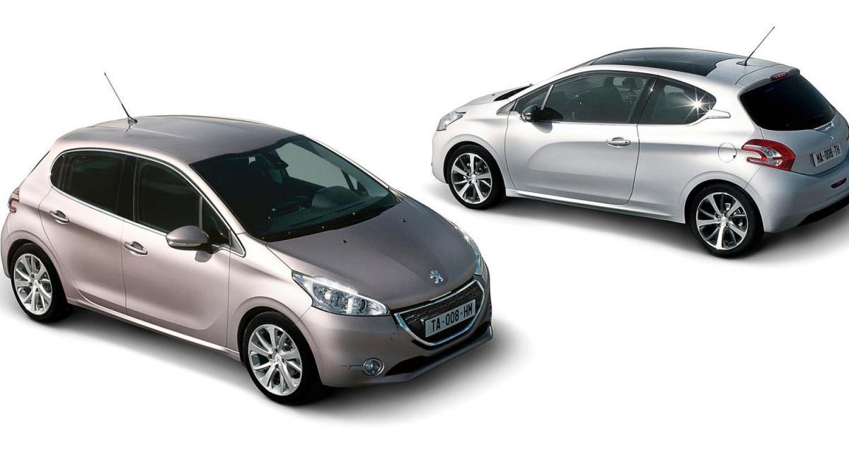Peugeot 208 : c'est toujours un succès