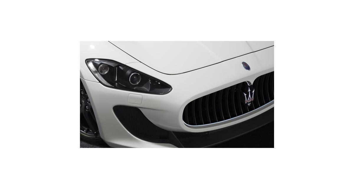 Maserati : bientôt un coupé Gran Sport en entrée de gamme