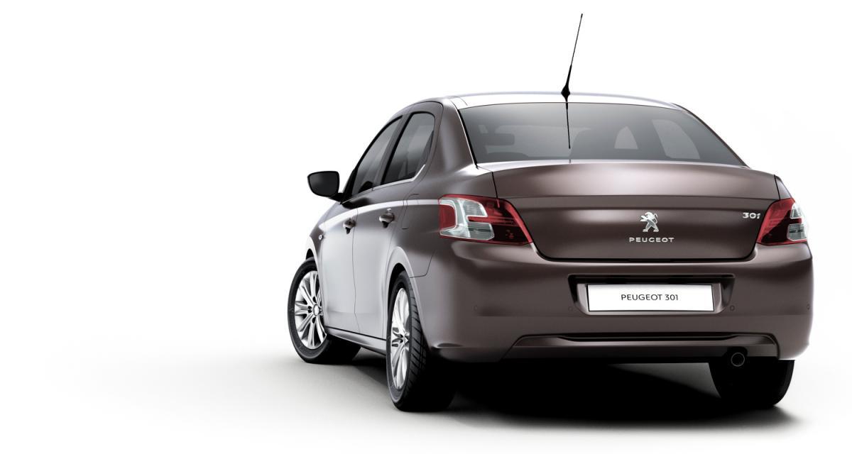 Pourquoi PSA va (peut-être) importer la Peugeot 301 et la Citroën C-Elysée