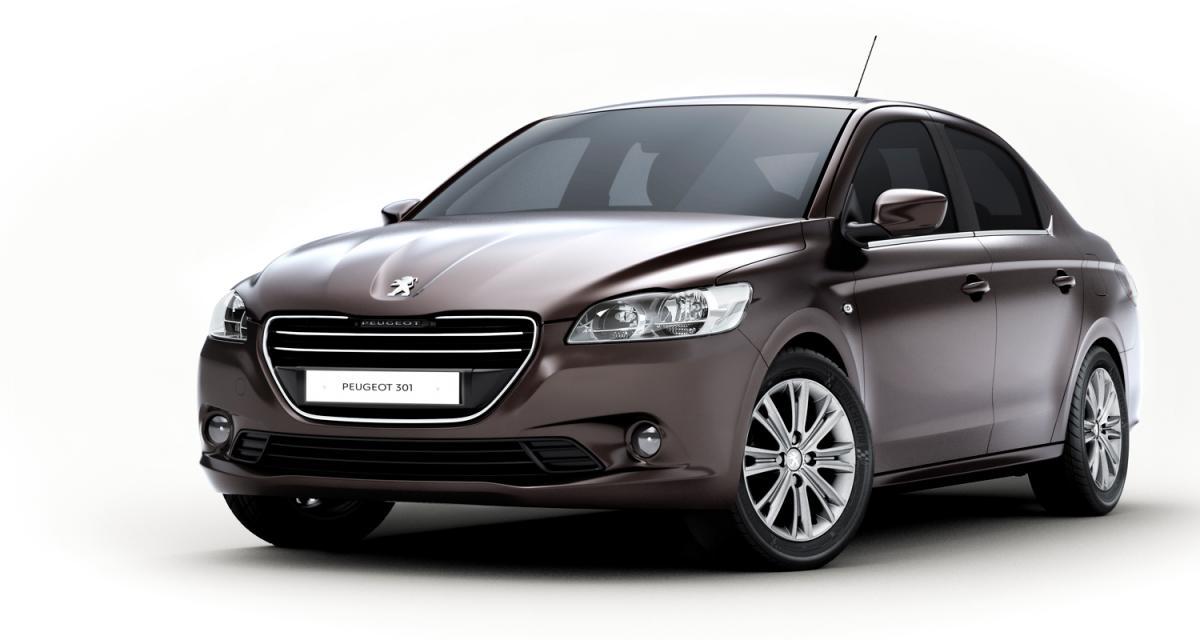 Peugeot 301 : la Logan en ligne de mire