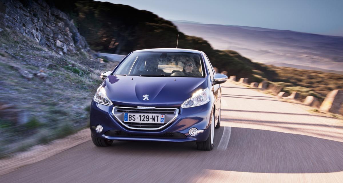 Peugeot 208 : la petite lionne trace sa route
