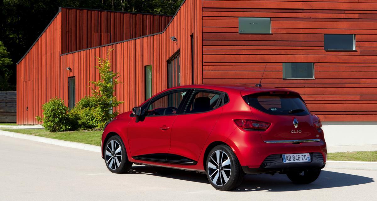 Renault ne fermera pas d'usines en France