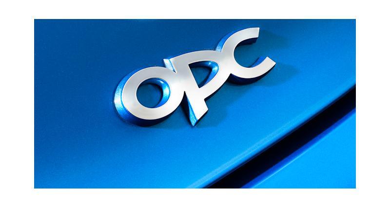 Opel Adam : bientôt une déclinaison OPC ?