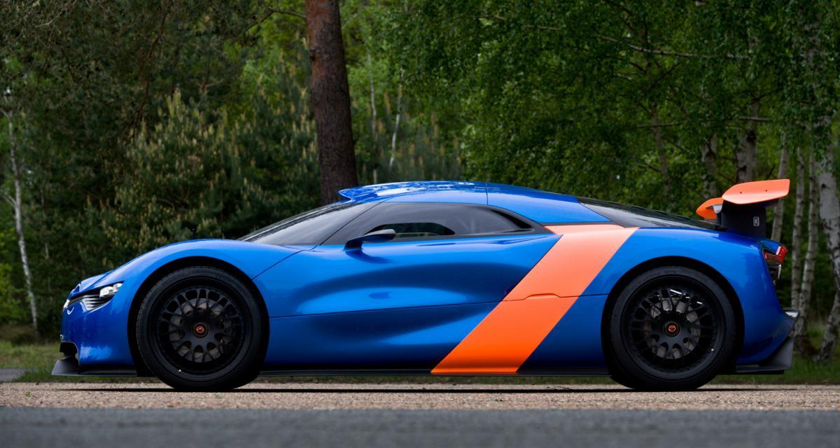 Alpine va revivre avec Renault et Caterham