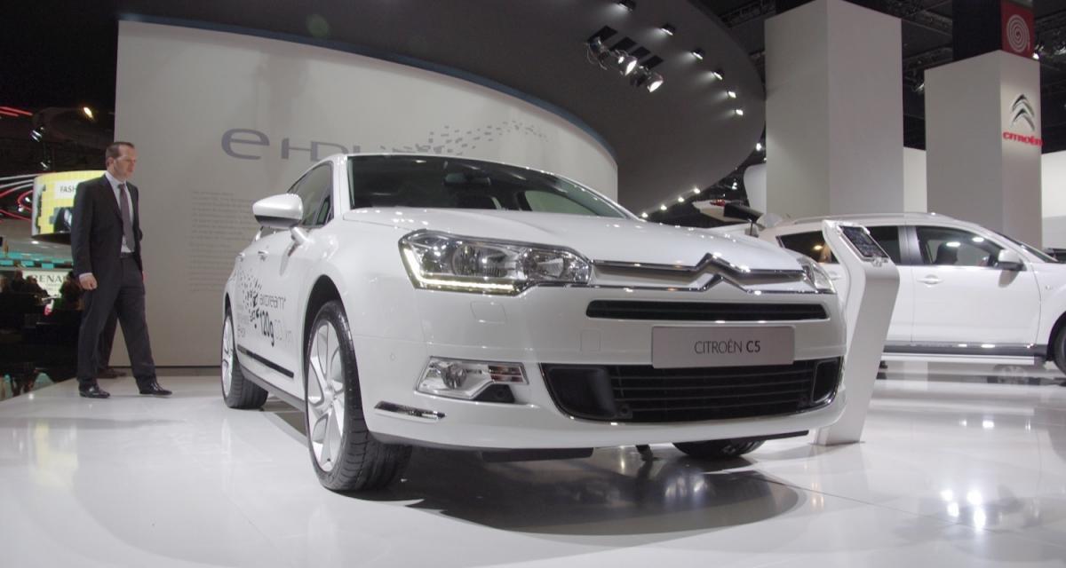 PSA et General Motors annoncent leurs futurs véhicules communs