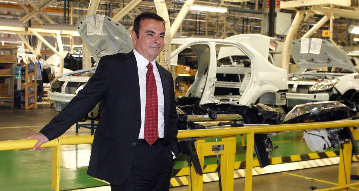 Fermeture d'usines : Renault ne l'exclut pas