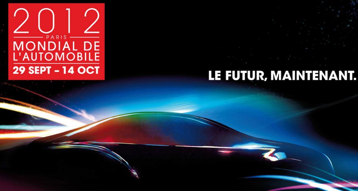 Mondial de l'Auto 2012 : les nouveautés de A à Z