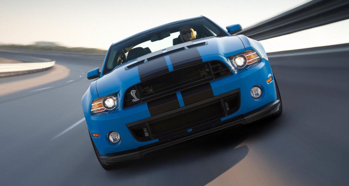 La Ford Mustang débarquera en Europe en 2014