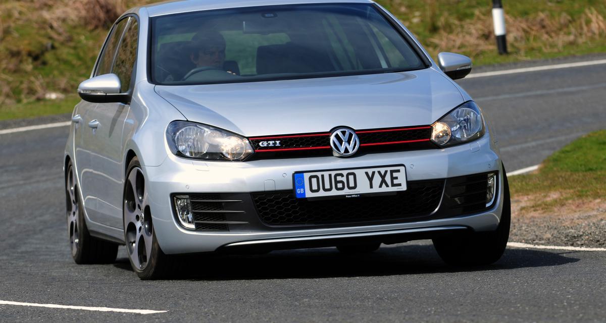 Top 10 des ventes en Europe en juillet 2012 : la Golf toujours devant, la 208 fait son entrée