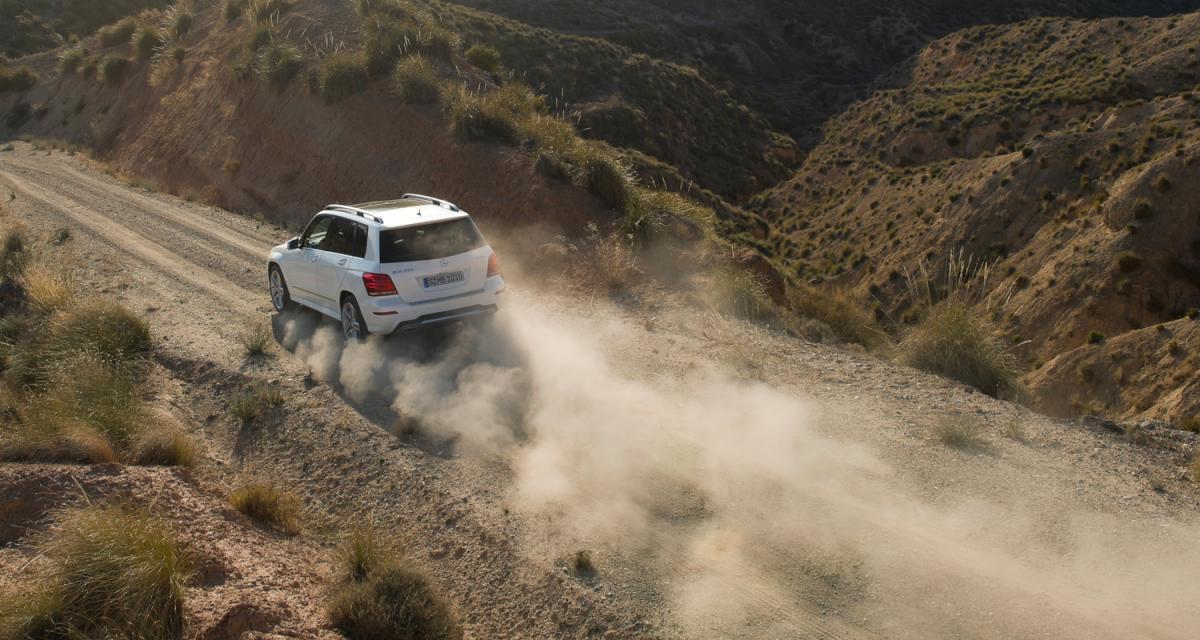 Renault-Mercedes : vers un SUV commun en 2016