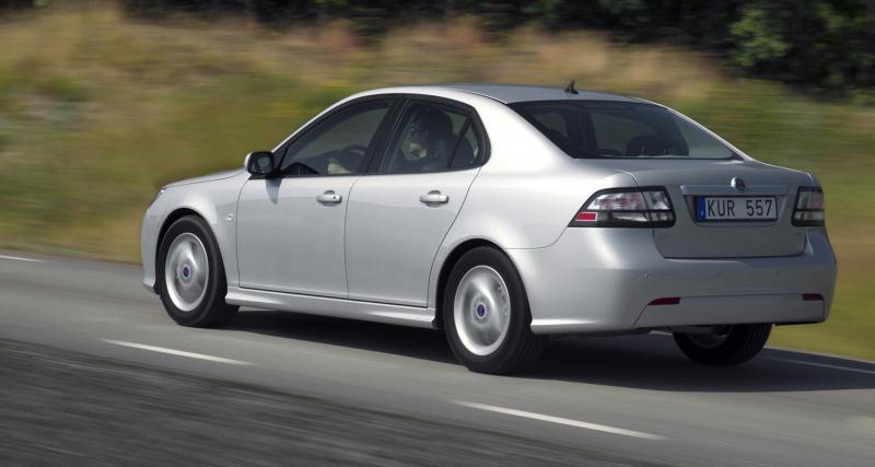 Saab racheté par un groupe chinois pour produire des voitures électriques