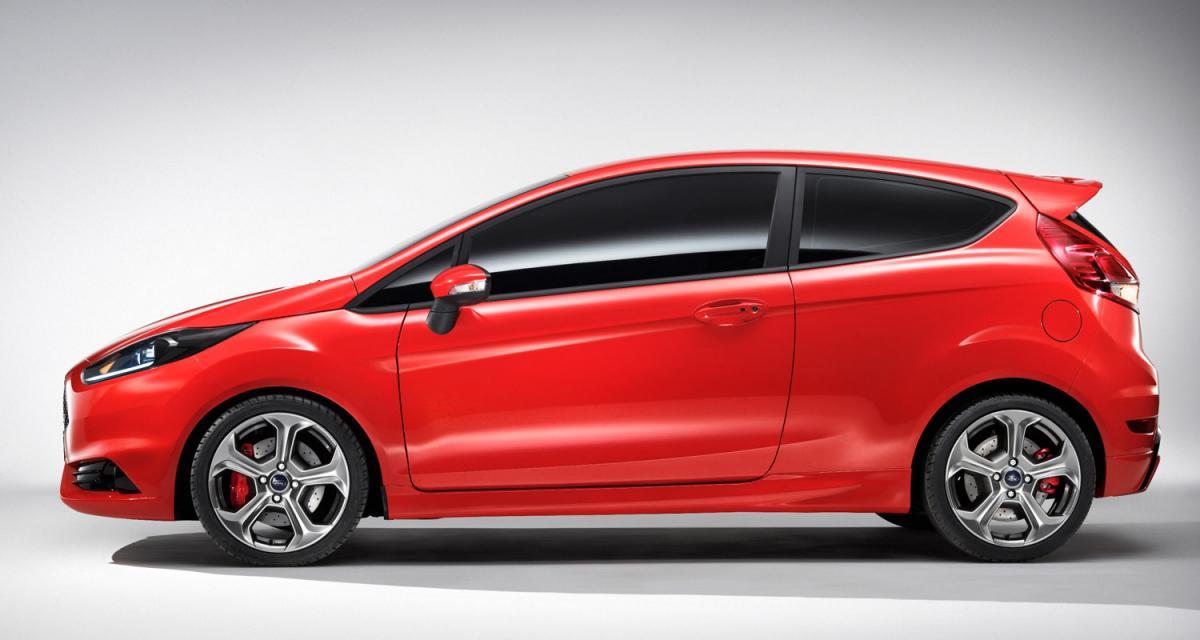 Ford : une Fiesta RS dans les cartons