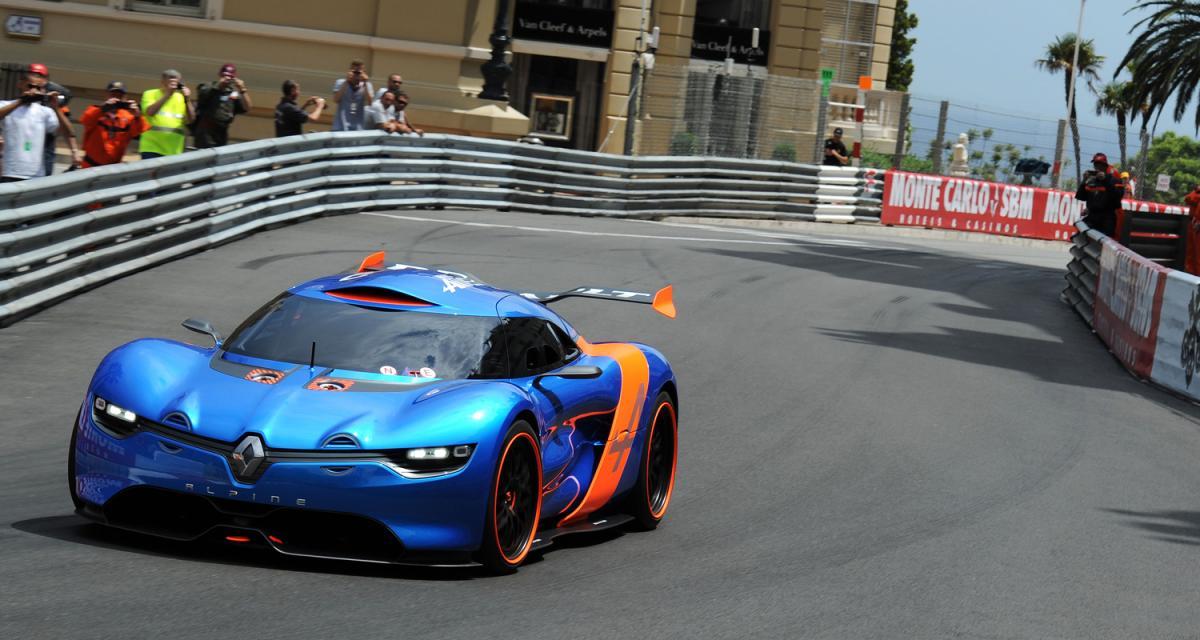 L'Alpine A110-50 n'ira pas au Mondial mais au Mans