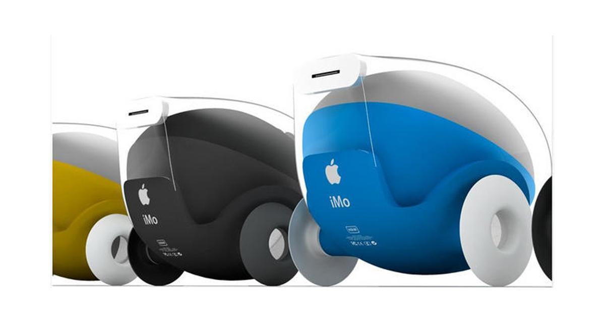 Apple iCar : le rêve automobile de Steve Jobs
