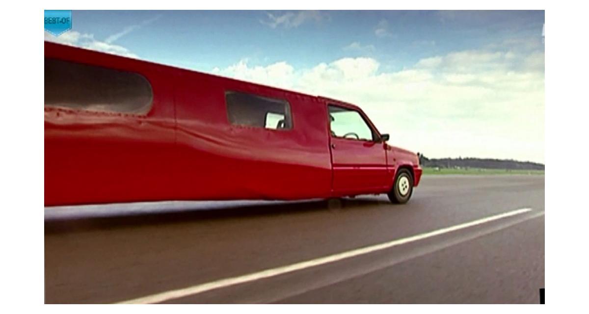 Zapping de la semaine : best-of des voitures insolites