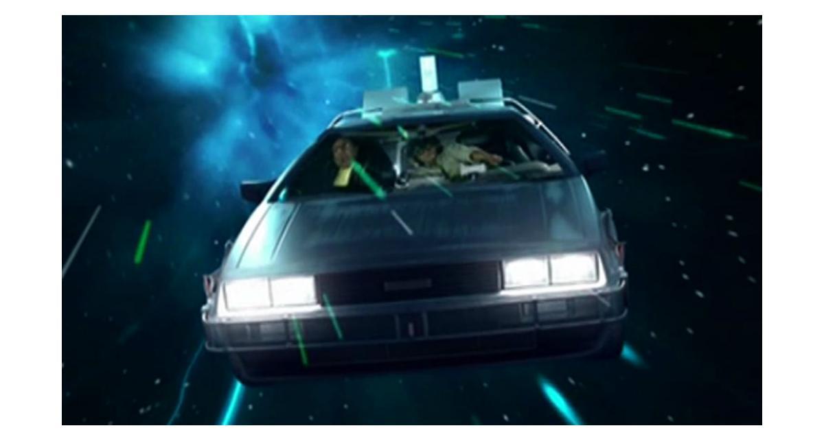 Zapping de la semaine : Foresti en DeLorean et record de vitesse en Koenigsegg