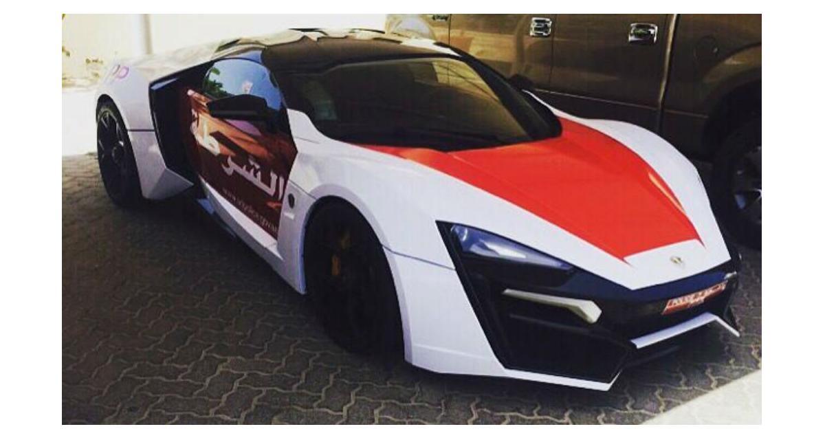 Zapping de la semaine : Lykan Hypersport, Fiat 500 et tank de sport