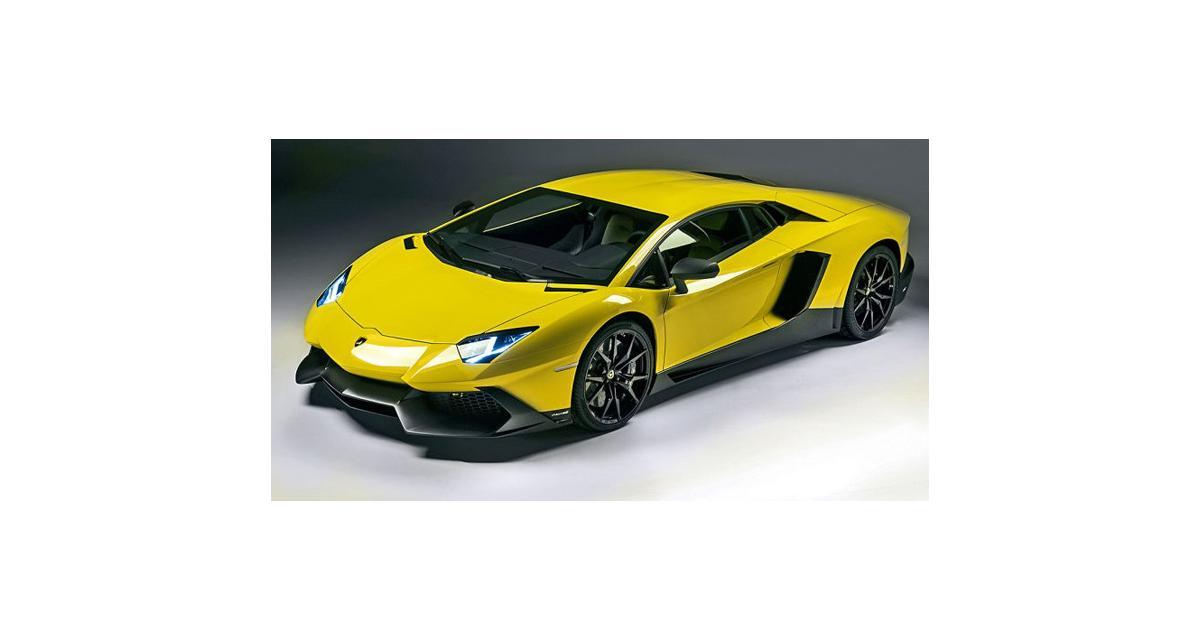 Kanye West : il se pointe au McDrive en Lamborghini Aventador