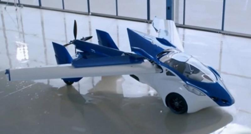 Zapping de la semaine : Top Gear France, voiture volante et moto géante