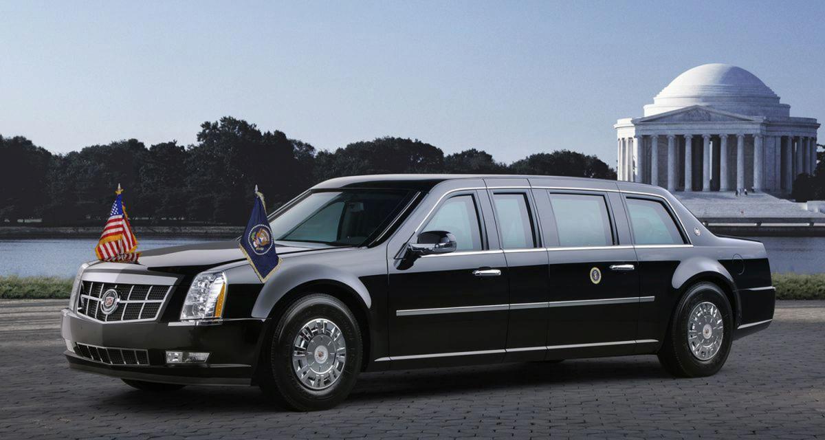 La Cadillac The beast de Barack Obama tombe en panne