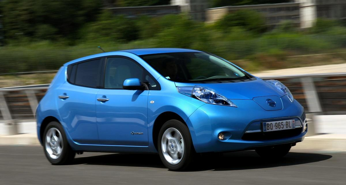 Nissan crée son propre superbonus de 10 000 euros