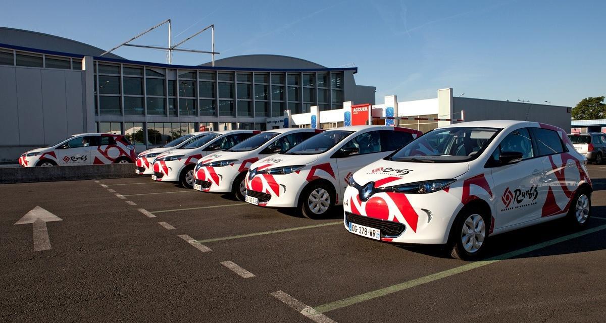 La Renault ZOE débarque au marché de Rungis