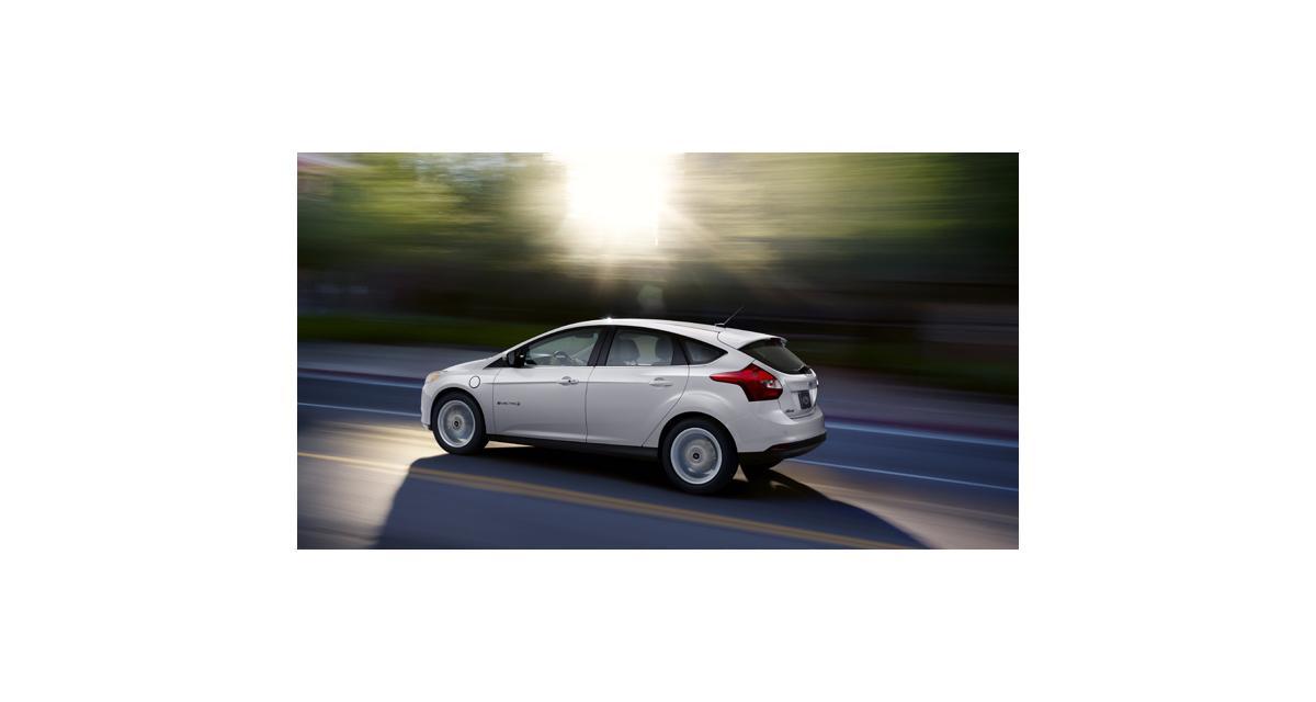 Ford Focus Electric : un bide aux Etats-Unis
