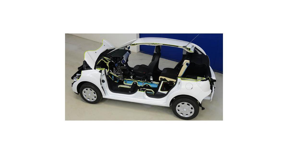 PSA Hybrid Air : de l'hybride essence/air comprimé pour Peugeot et Citroën
