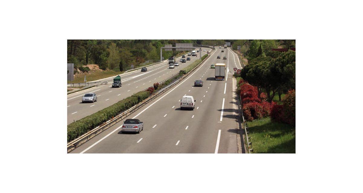 Vitesse : ça roule moins vite sur autoroute