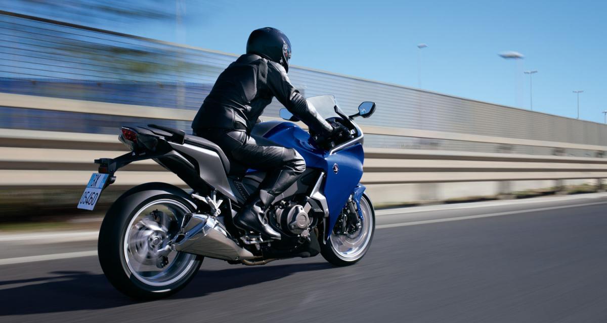 Un motard flashé à 205 km/h sur une départementale !