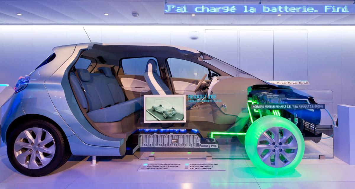 Nouvelle Renault ZOE : toutes les étapes de sa fabrication à Flins (vidéo)