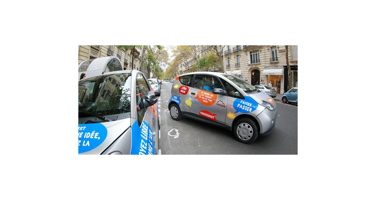 Autolib' à Bordeaux et Lyon : comme si c'était fait