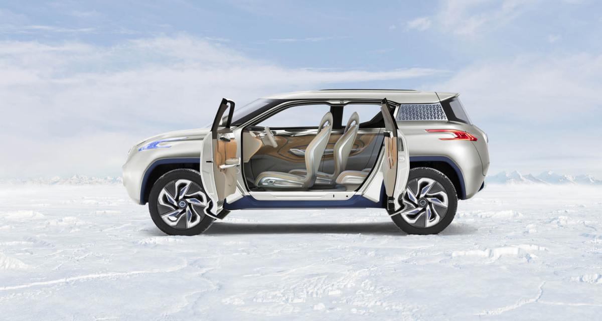 Electrique pile à combustible : Ford signe un accord avec Daimler et Nissan